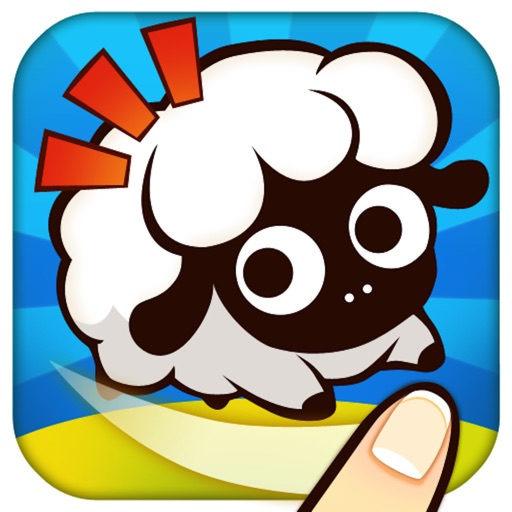 Flick Sheep! iOS App