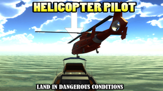 Helicopter Pilot HD screenshot one