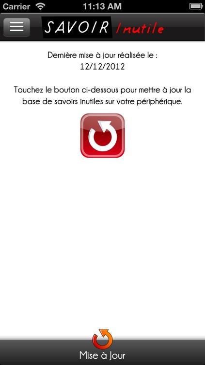 Savoir Inutile screenshot-3