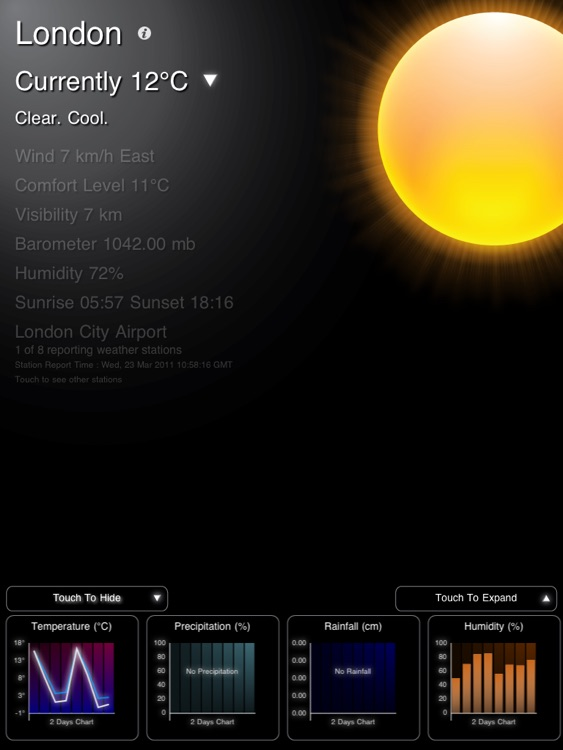 Fizz Weather HD screenshot-3