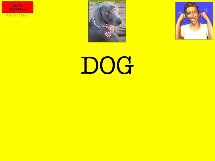 Spell-A-Word Lite screenshot-3