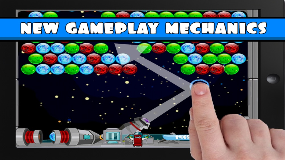 Bubble Planets - Blitz Bust balls hack tool
