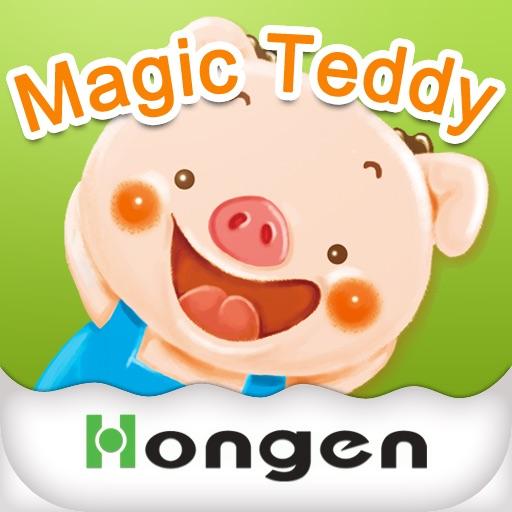 Magic Teddy English for Kids - It's OK Now