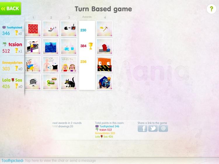 Draw Mania HD Free screenshot-4