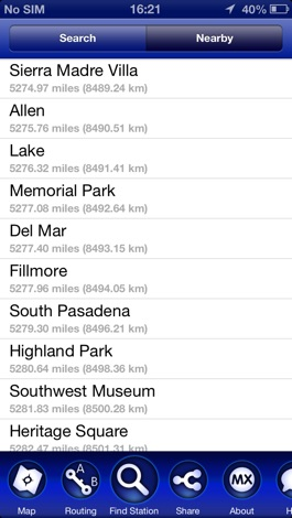 Download LA Metro - Map & Route Planner for iPhone