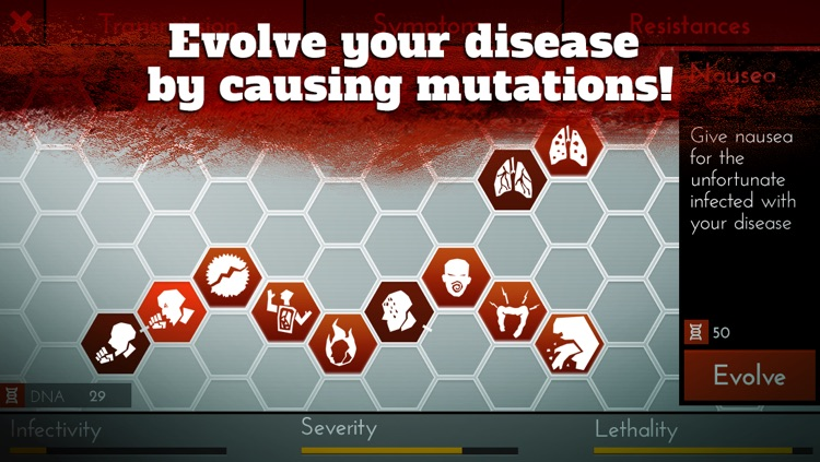 Infection 2 Bio War Simulation by Fun Games For Free screenshot-4