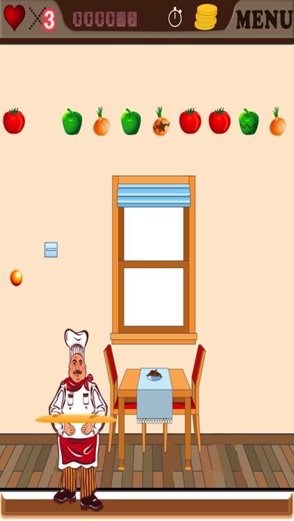 Pizza man - The peperonni shooting game - Free Edition screenshot-3