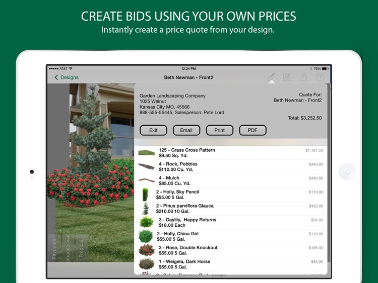 PRO Landscape Contractor screenshot-4