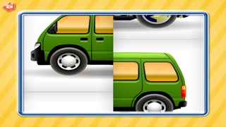 Kids Games - Cars Match Game for Kids (2+) screenshot four