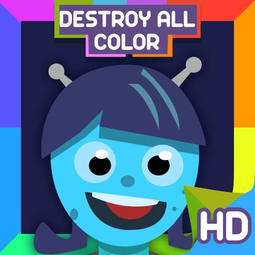 Destroy All Color! HD