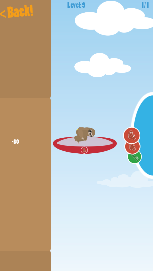 download Drop Sloth - Twist, Twitch and Test your Reflexes apps 0