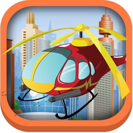 City Helicopter Fighter Battle - Copter Bomber Battlefield PRO