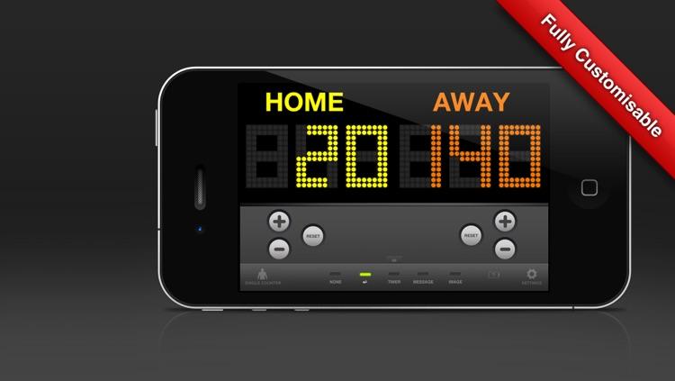 In-Game Scoreboard