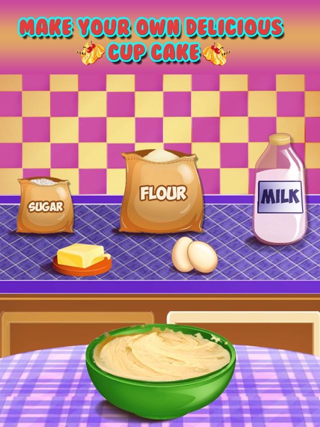 caramelle Cupcake Maker - giochi di cucina gratuiti per ragazza ...