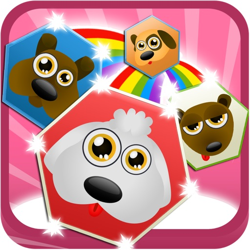 Awesome Puppy Animal-s Puzzle Game For Girl-s Pro