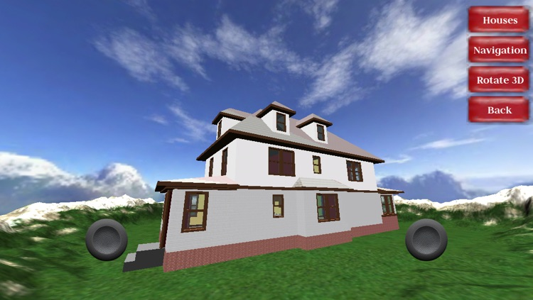 3D Houses Free screenshot-1