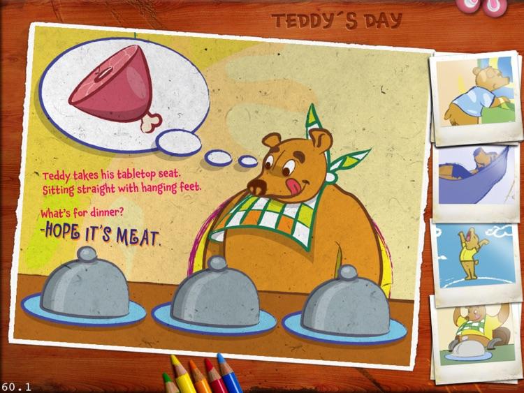 Teddy's Day HD screenshot-3