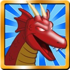 Dragon Vs. Fire Ballz - Free Flying Game icon