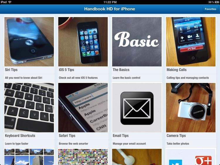 Tips, Secrets & Tricks for iPad - Handbook HD screenshot-3