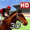 Virtual Horse Racing 3D HD FREE - iPadアプリ