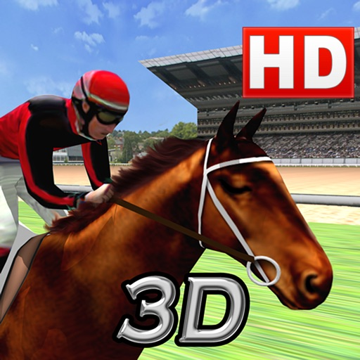 Virtual Horse Racing 3D HD FREE