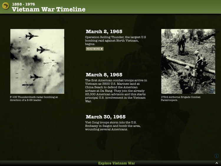 Vietnam War Interactive (Full Version) screenshot-3