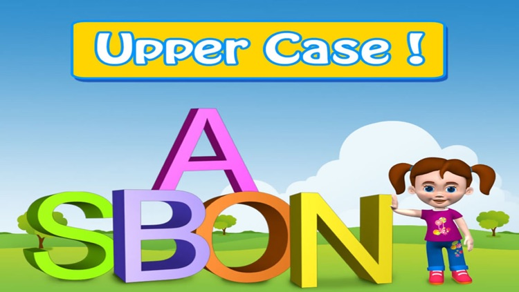 Upper Case S - Autism Series