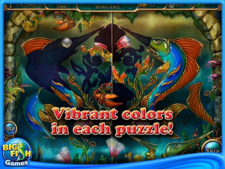 Hidden Wonders of the Depths 3: Atlantis Adventures HD (Full) screenshot-3