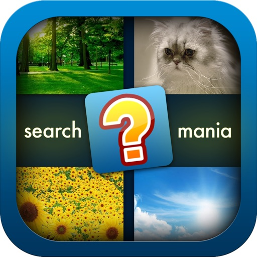 Searchmania - What's the word?