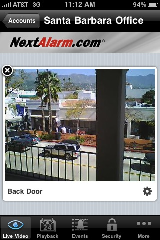 NextView Remote Video Camera Surveillance screenshot-1