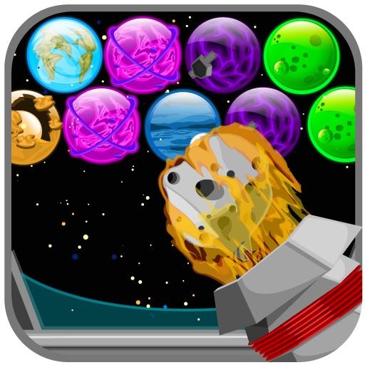 Пузырь Планеты - шары Блиц Бюст