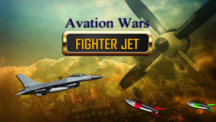 War Jet Dogfights in the Sky: Combat Shooting Game