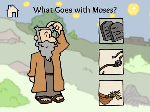 Christian Bible Heroes screenshot