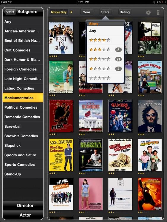 Rokumote with Netflix