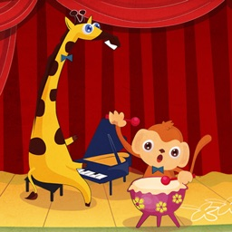 My First Orchestra - Interactive book for children