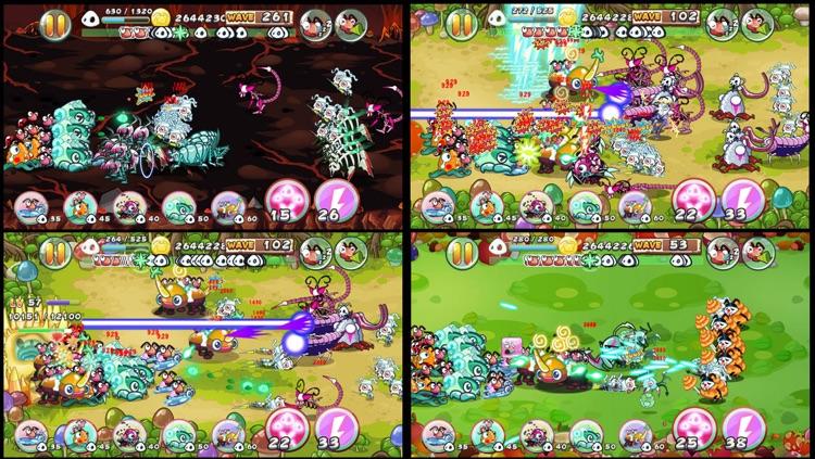 虫虫群英传 screenshot-4