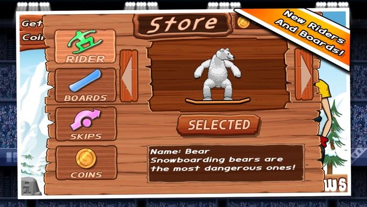 iStunt 2 - Snowboard screenshot-3
