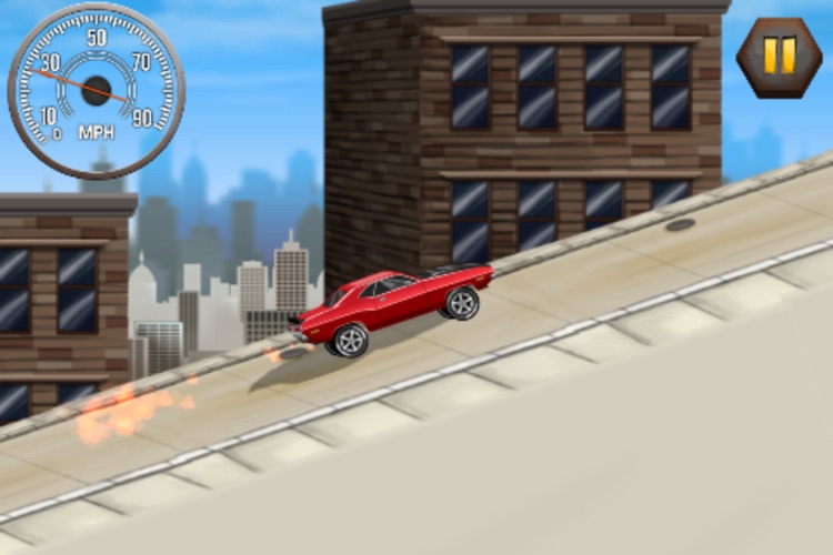 Stunt Car Challenge screenshot-4