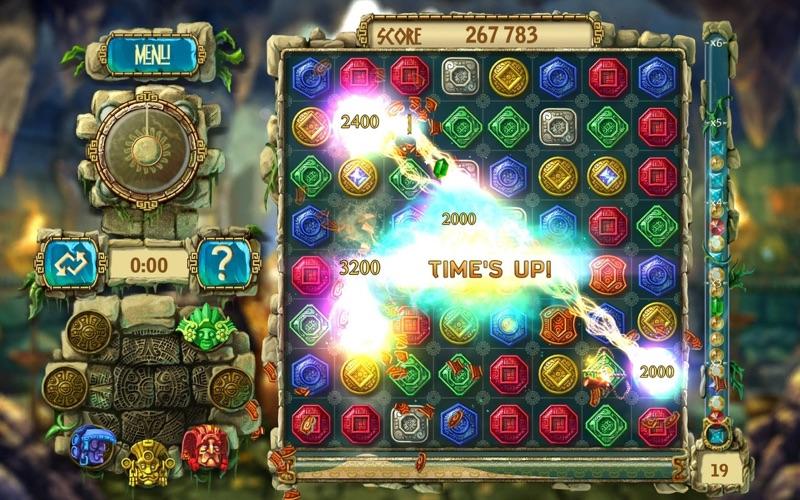 Screenshot #3 pour The Treasures of Montezuma 3