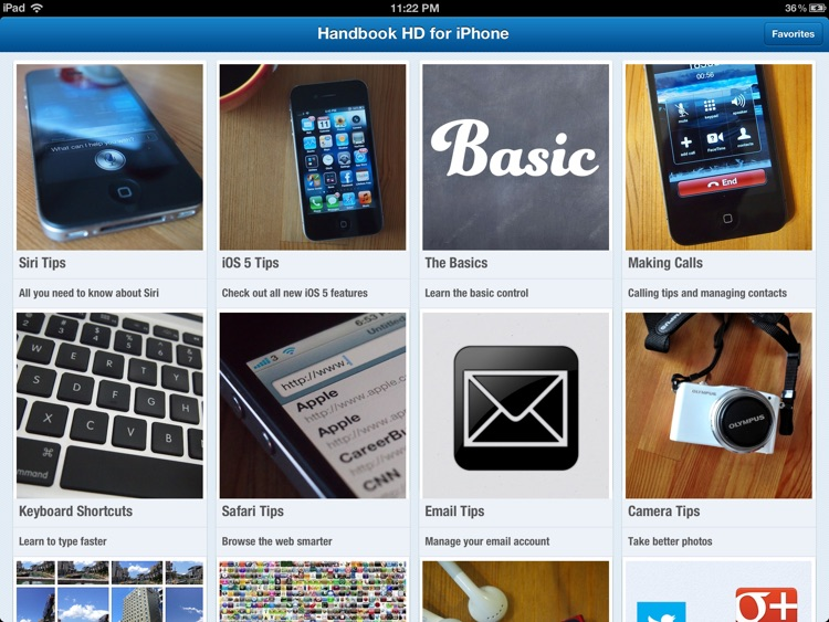 Tips, Secrets & Tricks for iPad - Handbook HD screenshot-3