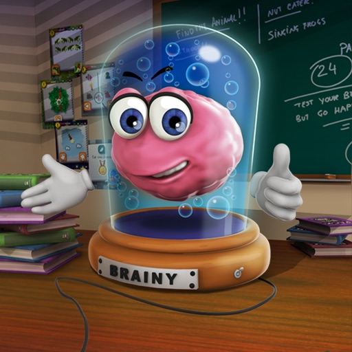 Brain Tester 24 Pack icon