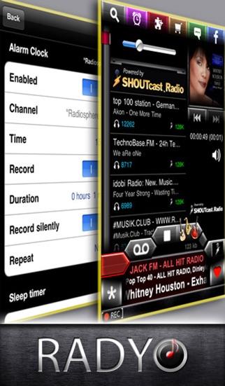 RADYO screenshot