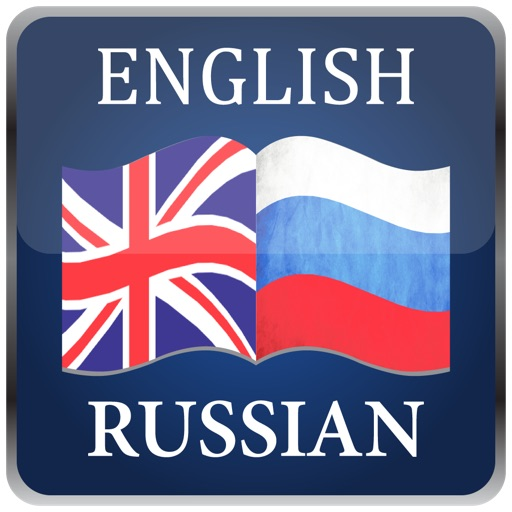 English-Russian Offline Dictionary - Free icon