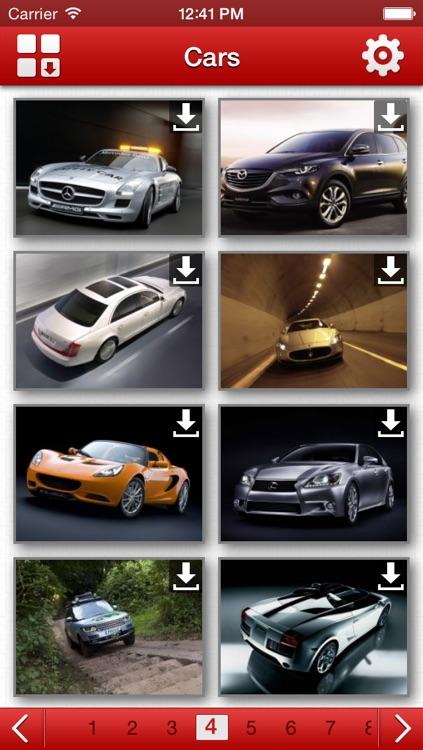 Cars HD Wallpaper screenshot-4