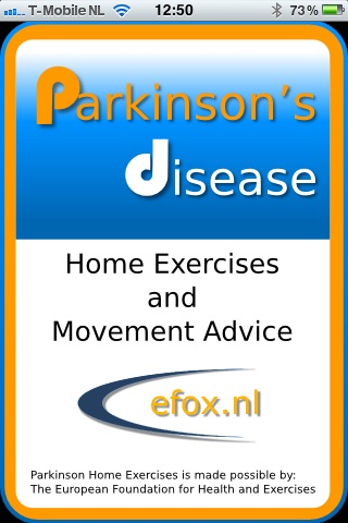 Parkinson Home Exercises