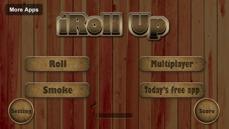 iRoll Up the Rolling and Smoking Simulator Game screenshot-0
