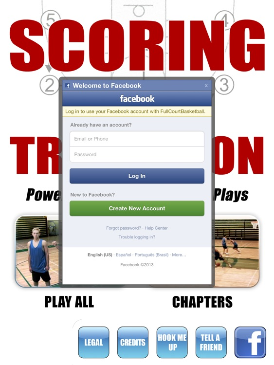 Scoring In Transition: Offense Playbook - with Coach Lason Perkins - Full Court Basketball Training Instruction - XL screenshot-4
