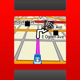 Pebble GPS Map Navigation - Pebble SmartWatch Navigator & Maps & Directions & Speeds
