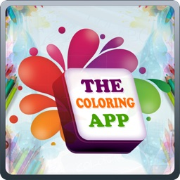 The Coloring App - My First Coloring Book for Kids Free