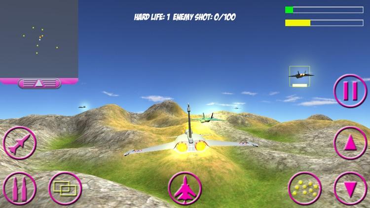 Aircraft 1 Lite: air fighting game screenshot-4
